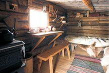 Hunting cabin dream