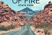 Valley of Fire State Park, Nevada / Valley of Fire State Park, Nevada http://parks.nv.gov/parks/valley-of-fire-state-park/