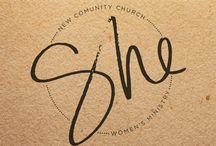girls only ministry logo