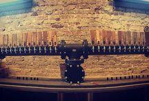 pilones para cerveza