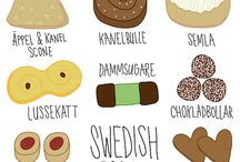Svenska / Swedish language learning