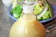 Salad Dressings, Marinades and Sauces
