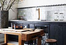 Keuken nieuwe huis / keuken