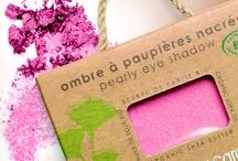 Couleur Caramel  / Professional bio eco make up
