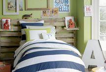 boys' room / by Sarah Struwe