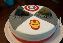 Cake or death :) / sweet or salty delicious things