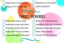 1st Birthday Girls and Boys / Different themes and designs for your little ones first birthday