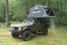 Car , Jeep , Camping and Trailer / by Cal Koehn