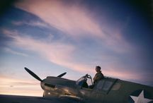 WWII Photos NOW IN COLOR / by Taylor Watts
