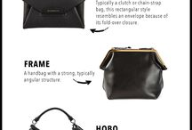 All about leather handbags / All about leather handbags