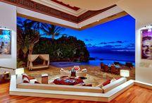 Vacation Villia / Modern style vacation villa
