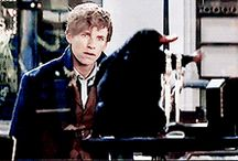 Fantastic Beasts and where to find them / Newt
