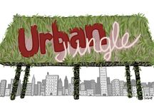 Urban Jungle / Welcome to the urban jungle: Nature in cities is Grist's July theme