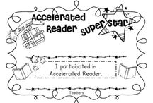 Accelerated reader / by Courtney Calderone White