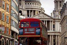 CITY LOVE. / London Town