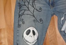 customized jeans/ jeans com a sua cara!