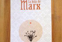 Editorial Galerna / La hija de Marx publicado por la Editorial Galerna diseñado por Julieta & grekoff