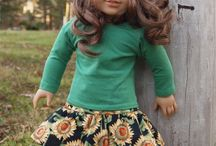 Doll clothes idea & inspiration