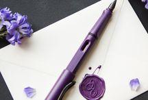 Pr: Fountain Pen