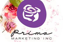 Prima Digital Designs / Download and print some of Prima's classic collections to personalize your projects. / by Prima Marketing