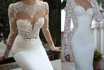 Beautiful dresses / F