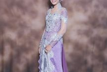 "Dress & Make Up Wedding / Its our collection traditional wedding dress ""kebaya"" our Vendor & The beautiful make up"