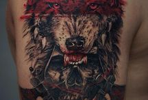 animales tatto