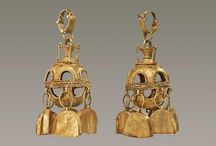 Ancient Gold Jewelry / Egyptian, Greek, Afghan, Parthian, Etruscan..... / by Penny Herring