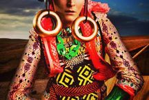 Style du Maroc / Morocco inspired fashion