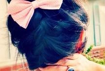 hair<3 / by Jia Kianna