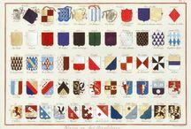 shields & heraldry