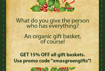Eco Chic Holiday Special! / A special discount for Eco Chic customers
