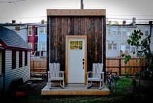 Second Homes / by Mary Reulbach-Cecil