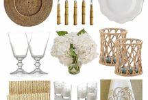 Alfresco Entertaining / All things for al-fresco dining