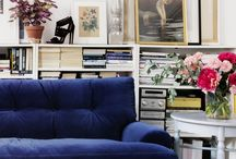 Home Decor - Navy is the new black