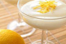 limão siciliano mousse