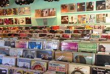 Records & Polaroids