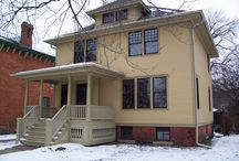 This Old House / Exterior paint early 20th Century