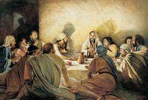 Última Cena de Jesucristo