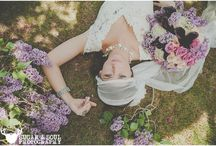 Lilac Whimsy Photoshoot