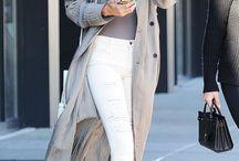 Jeans (white)