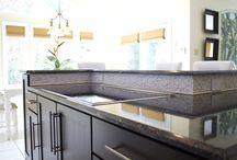 Centra Line Select Alder Espresso / Mouser Cabinetry Custom Kitchen Centra Line Select Alder Espresso