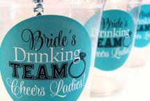brides and shi*--bachelorette party