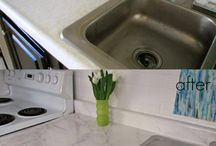 Countertop Makeovers