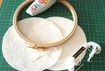 Embroidery Hoop Art / by Patty FM
