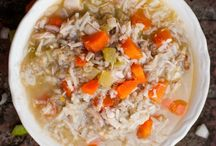 Recipes - Soups & Stews / by Katie Pearson