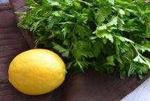 Citron persil
