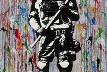 Blek Le Rat / by Coller Art