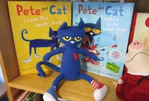 Pete the Cat / by Heather Messick