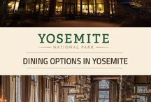 "Dining Experiences | Yosemite National Park / From fine dining and special events to casual dining - Yosemite National Park offers a ""taste of Yosemite"" for all!"